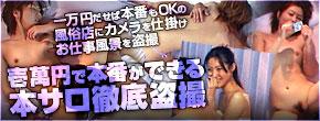 壱萬円で本番ができる本サロ徹底盗撮